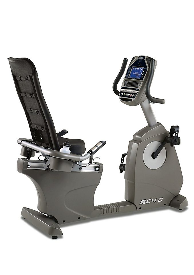 Recumbent Bike, U.N.O.® FITNESS, »RC 4.0«
