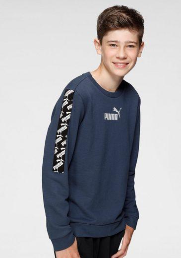 PUMA Sweatshirt »AMPLIFIED CREW TRAINING BOYS«