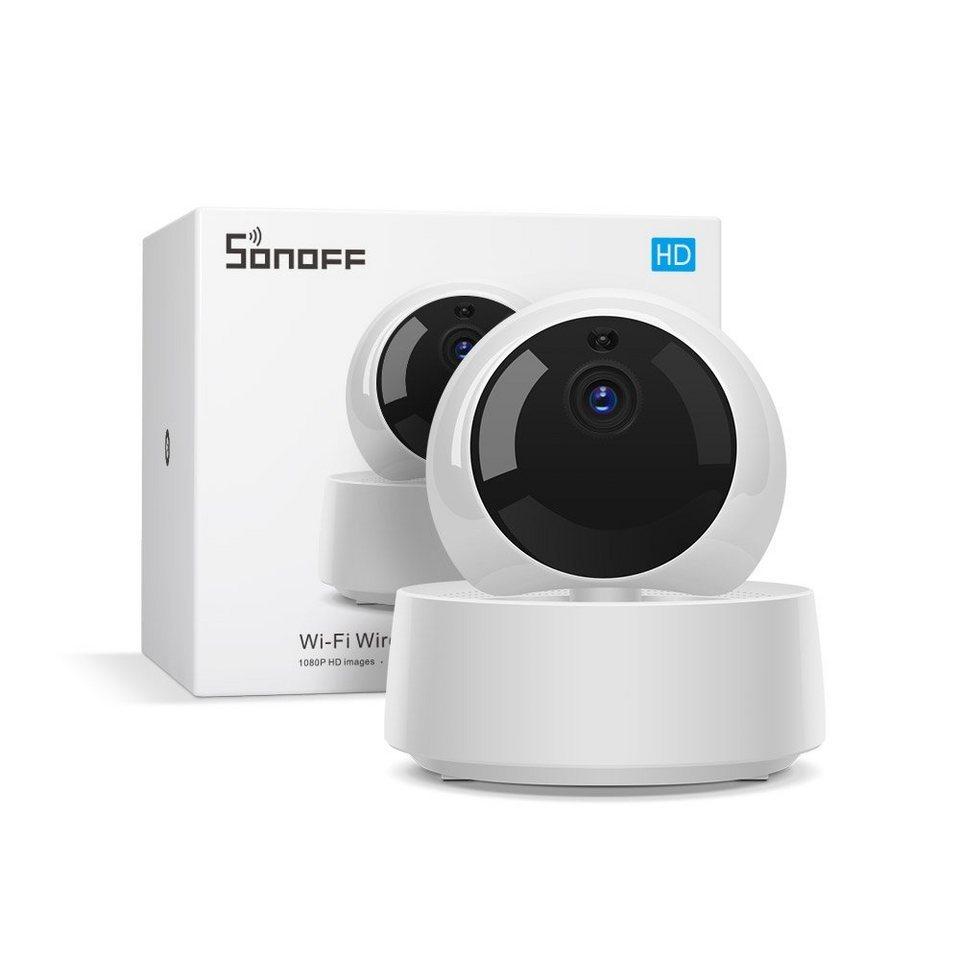 1080P HD Nachtsicht IP Überwachungskamera Universal Home //Office WIFI Kamera DE