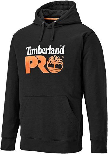 TIMBERLAND PRO Sweatshirt »Honcho Sport«, Kapuzen Sweatshirt aus Bio-Baumwolle und recyceltem Polyeste