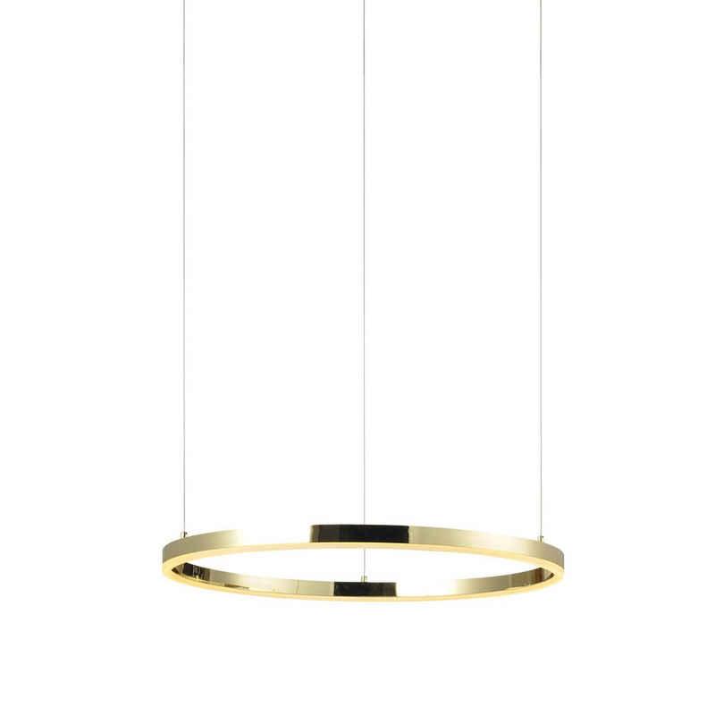 s.LUCE Pendelleuchte »LED Ring 40 Dimmbar«