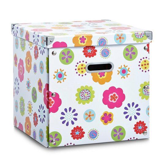 HTI-Living Aufbewahrungsbox »Aufbewahrungsbox mit Deckel«, Aufbewahrungsbox