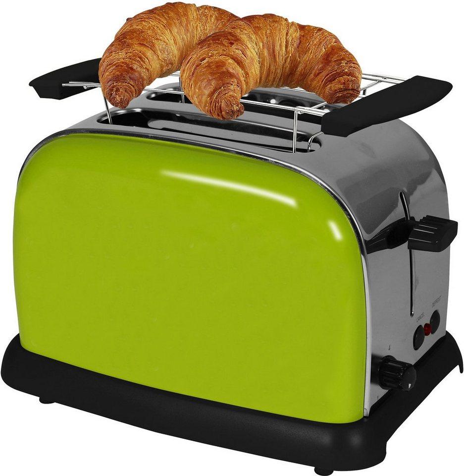 team kalorik toaster tkg to 1008 ag f r 2 scheiben online kaufen otto. Black Bedroom Furniture Sets. Home Design Ideas