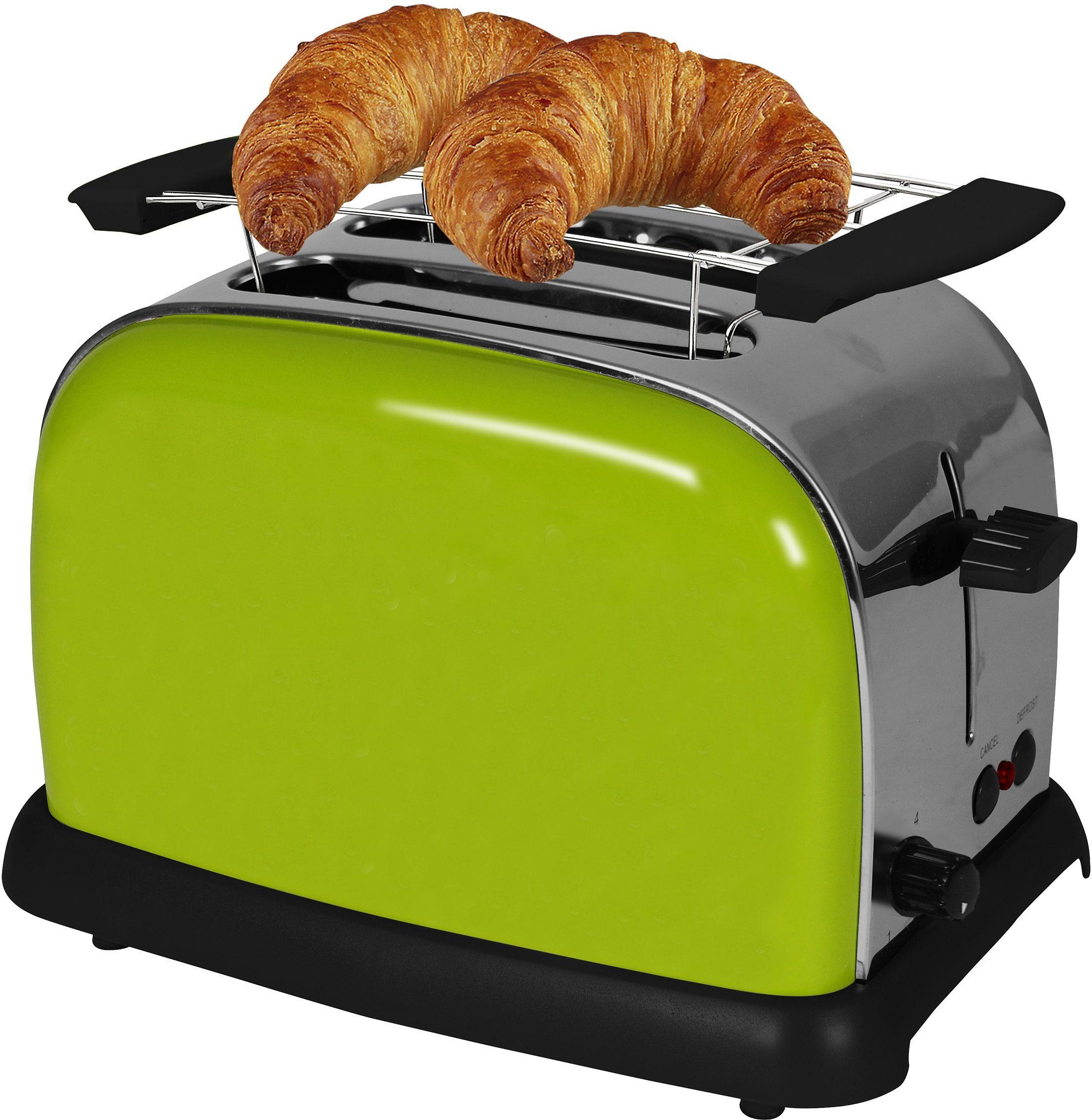 TEAM KALORIK Toaster »TKG TO 1008 AG«, für 2 Scheiben