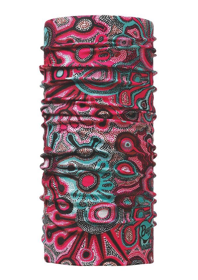 Multifunktionstuch, BUFF, »Africa Mood«, High UV Buff® aus Coolmax, mehrfarbig