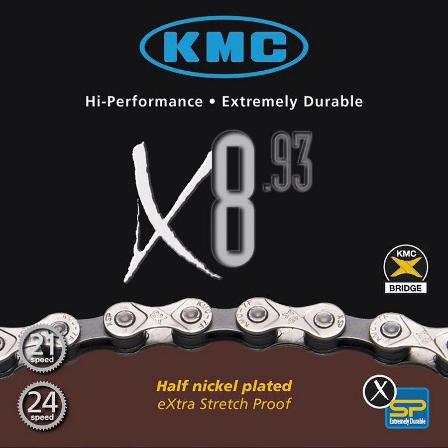 KMC Ketten »X8-93 Kette«