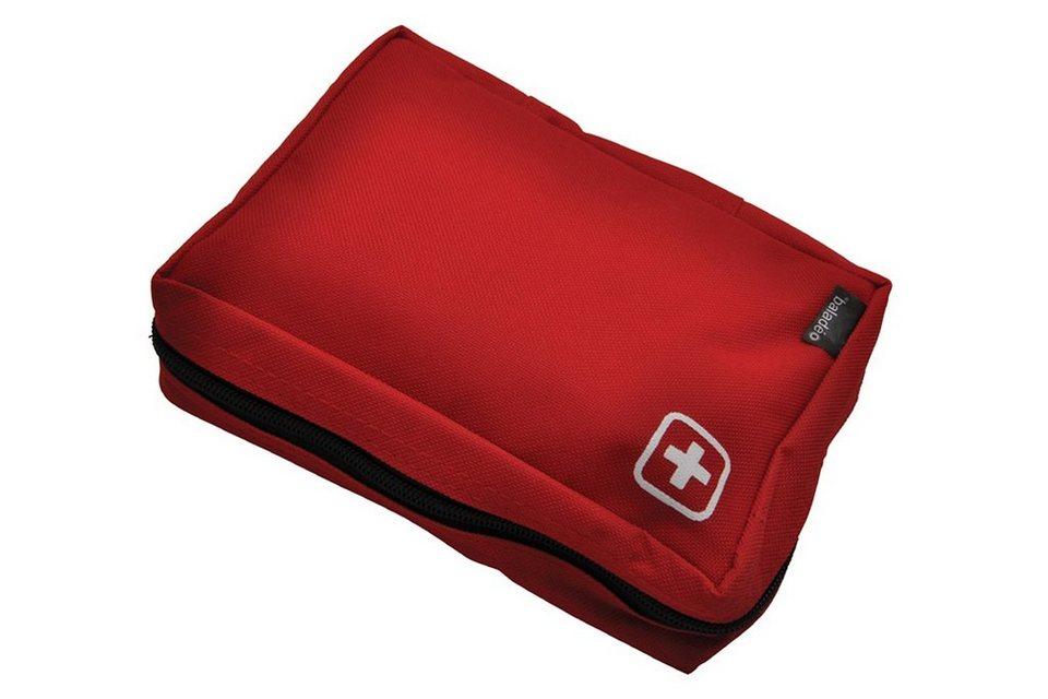 baladeo Reiseapotheke »baladéo Erste-Hilfe-Set L« in rot