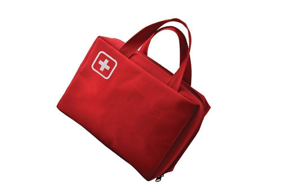 baladeo Reiseapotheke »baladéo Erste-Hilfe-Set XXL« in rot
