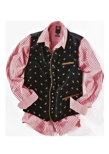 Trachtenhemd Im Klassischen Klassischen Im Stockerpoint Stockerpoint Trachtenhemd Stil ZEw88XBxq