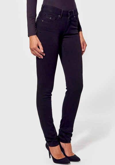 Kaporal Slim-fit-Jeans »FLORE« mit coolem Design auf den Hosentaschen