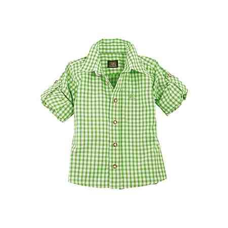 Jungen: Hemden: Karierte Hemden