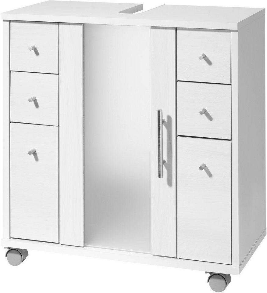 waschbeckenunterschrank schildmeyer catania 3 t rig online kaufen otto. Black Bedroom Furniture Sets. Home Design Ideas