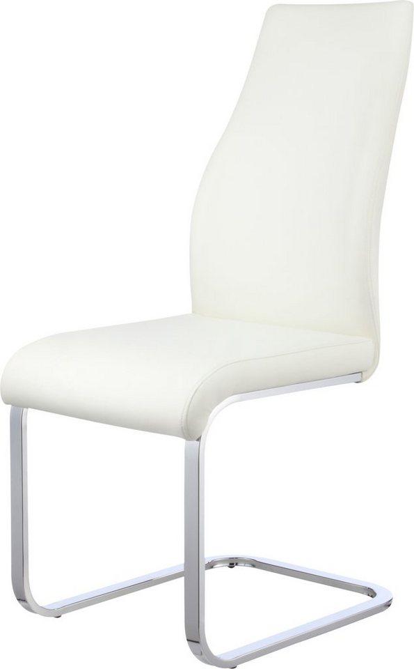 Steinhoff Stühle (2 oder 4 Stück) in weiß