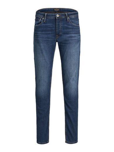 Jack & Jones Slim-fit-Jeans »3465« JACK & JONES Herren Slim Fit Jeans JJI GLENN ORIGINAL AM