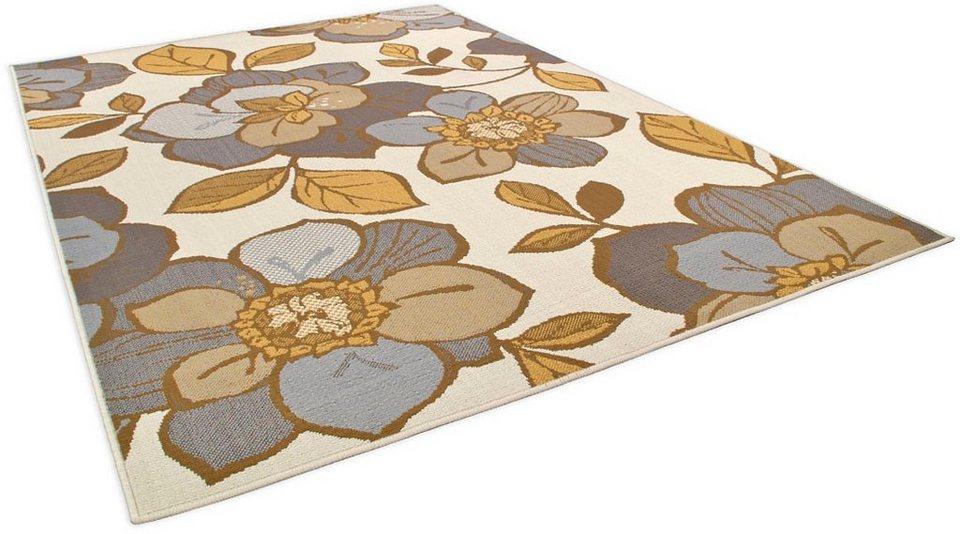 teppich happy holiday 4 oriental weavers rechteckig h he 5 mm outdoor geeignet online. Black Bedroom Furniture Sets. Home Design Ideas