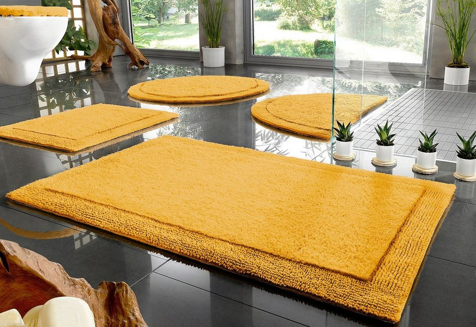 badematten set 4 teilig gre xcm with badematten set 4. Black Bedroom Furniture Sets. Home Design Ideas