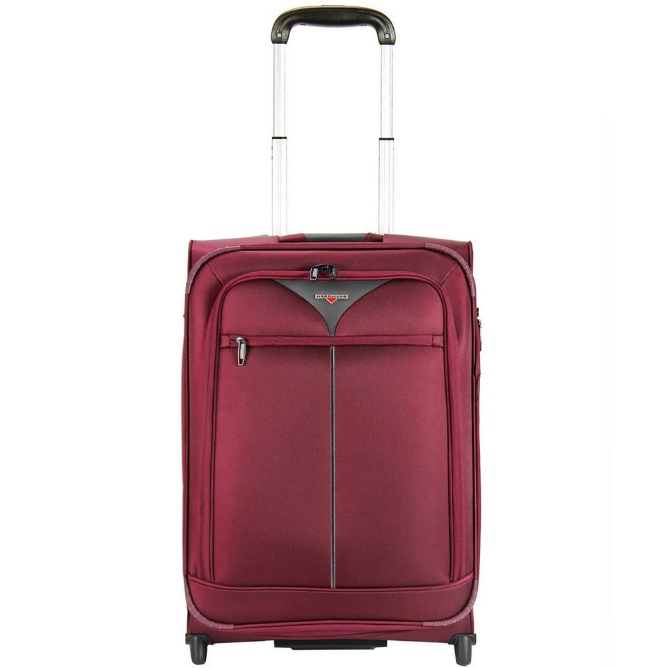 Hardware Skyline 3000 2-Rollen Kabinen-Trolley 50 cm in berry-grey
