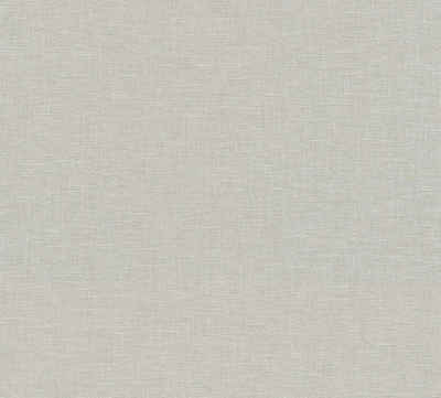 living walls Vliestapete »Linen Style«, uni, einfarbig