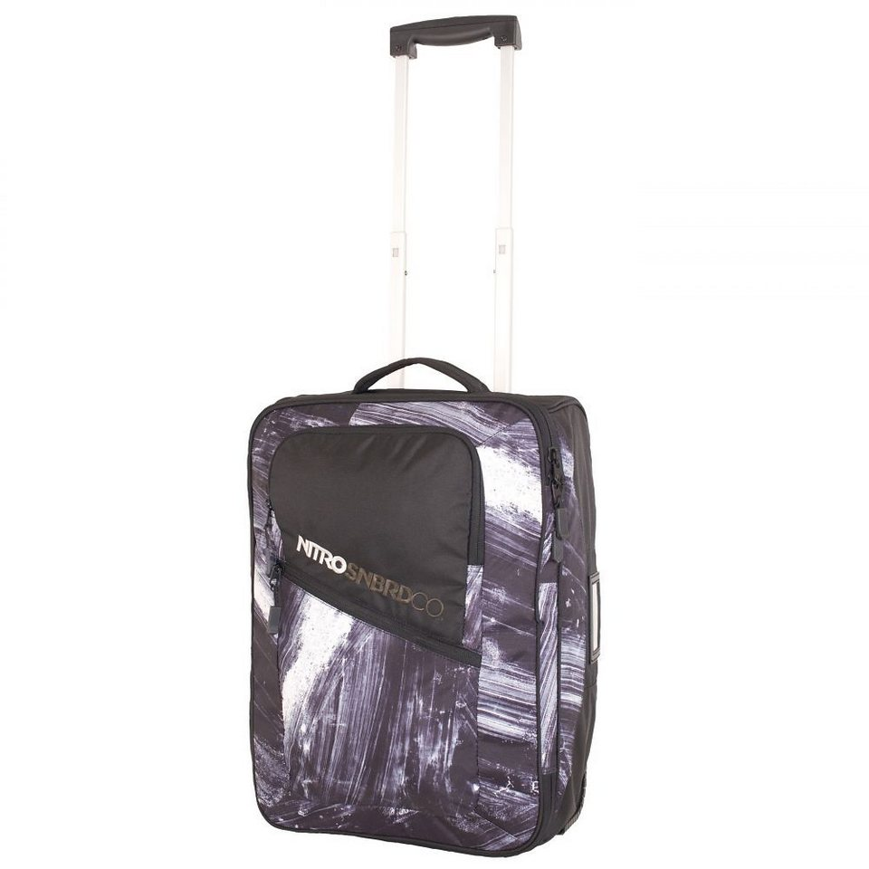 NITRO Travelbags Team carry on 2-Rollen Kabinentrolley 50 cm in bleach