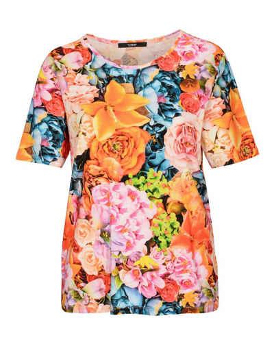 Clarina T-Shirt Alloverdruck