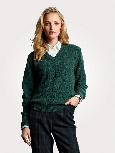 Mona Pullover aus reiner Lammwolle