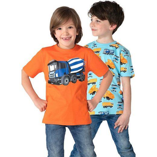 MyToys-COLLECTION T-Shirt »T-Shirts Doppelpack für Jungen von ZAB kids«