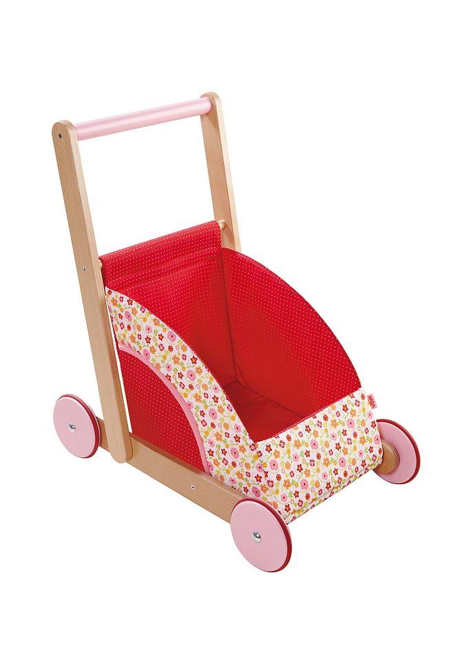 HABA® Lauflern- und Puppenwagen »Sommerwiese«