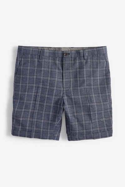 Next Chinoshorts »Karierte Shorts« (1-tlg)