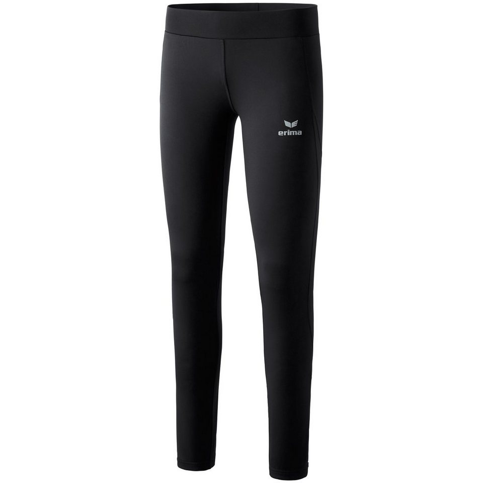 ERIMA Running Long Tight Herren in schwarz