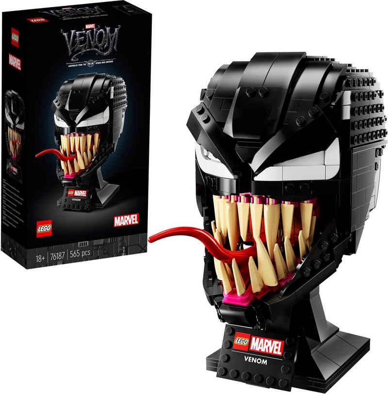 LEGO® Konstruktionsspielsteine »Venom (76187), LEGO® Marvel Super Heroes«, (565 St), Made in Europe