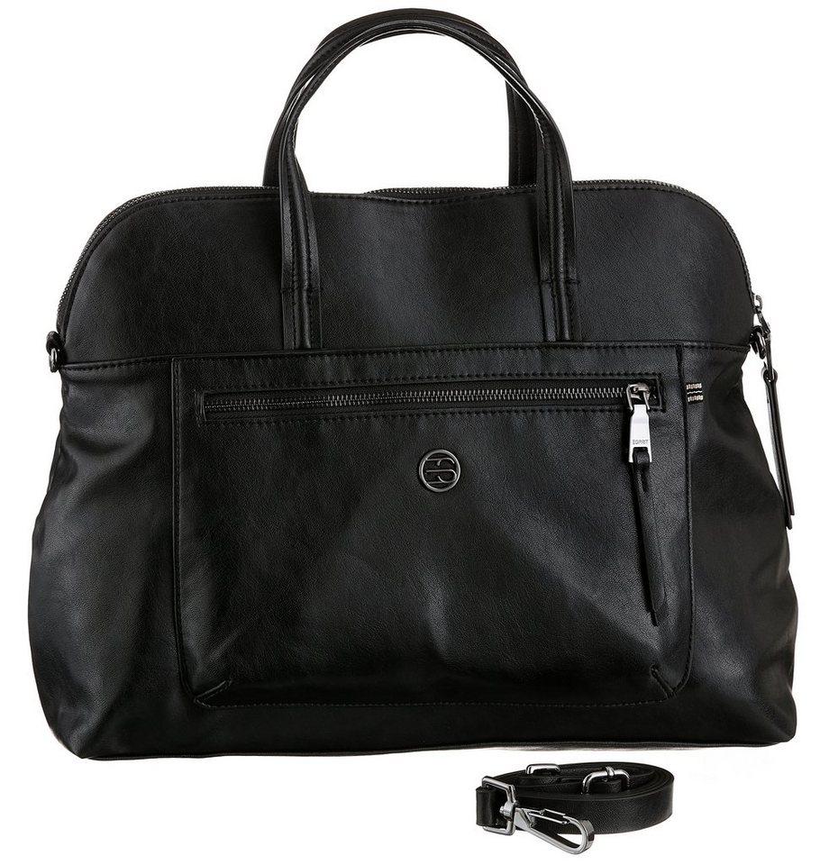 esprit -  Messenger Bag »HILARY«, mit herausnehmbarer Laptoptasche