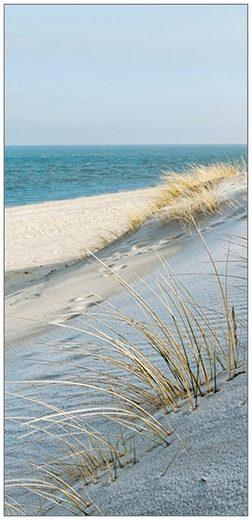 MySpotti Spritzschutz »fresh F3 Sea Coast«, 100 x 210 cm