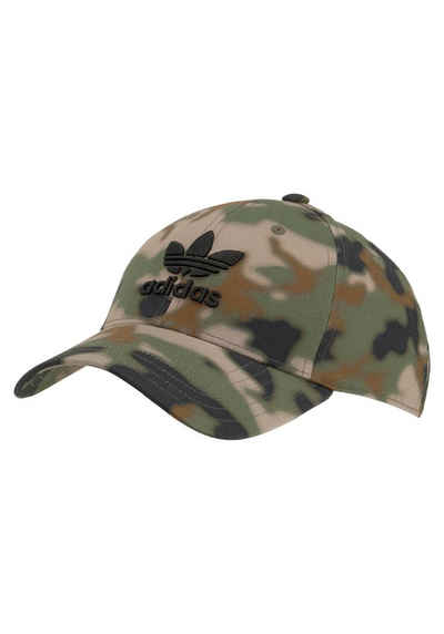 adidas Originals Baseball Cap »CAMO BASEBALL CAP«