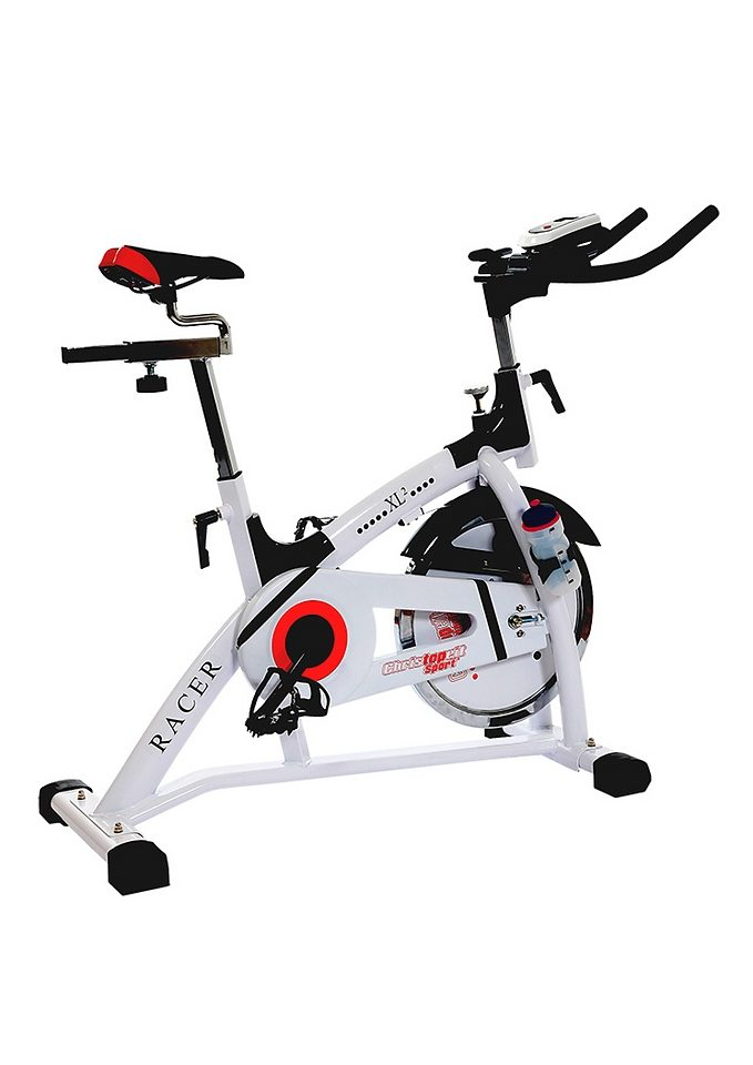 Racer Bike, Christopeit, »Racer XL 2«, 15 kg Schwungrad
