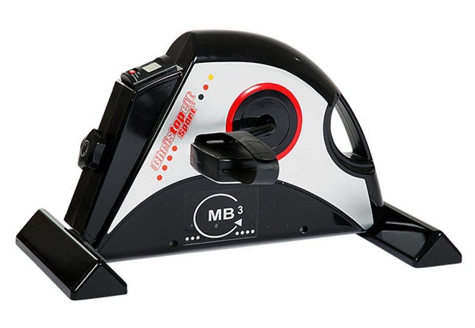 Minibike, Christopeit, »MB3«, besonders für ältere Personen gut geeignet in schwarz
