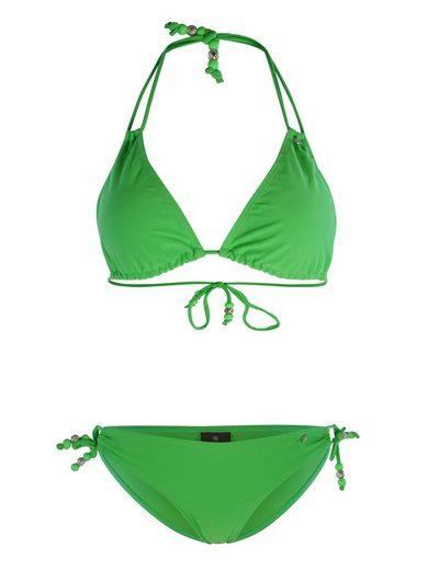bugatti Triangel-Bikini-Top »Sportliches Design«