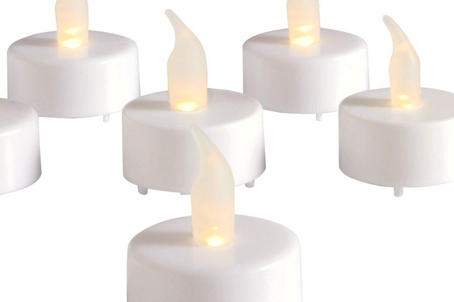 heine home LED-Teelichter, 8er-Set
