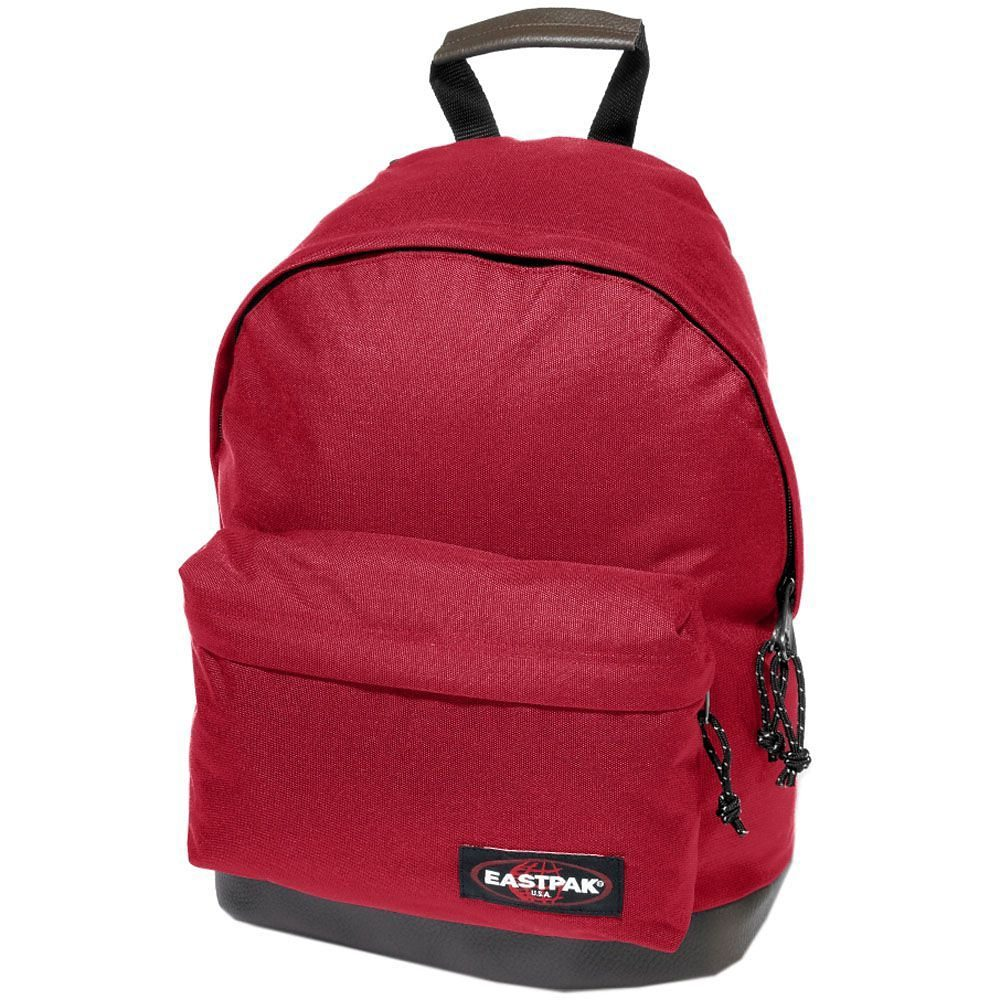 Eastpak Authentic Collection Wyoming Rucksack mit Leder 40 cm