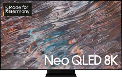 Samsung Premium GQ75QN800AT QLED-Fernseher (189 cm/75 Zoll, 8K, Smart-TV)