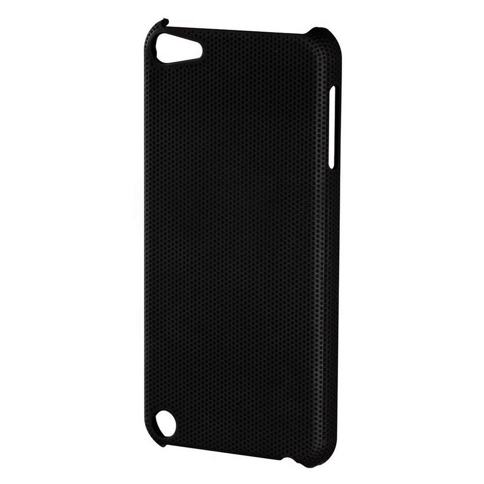 Hama MP3-Cover Air für iPod touch 5G, Schwarz in Schwarz