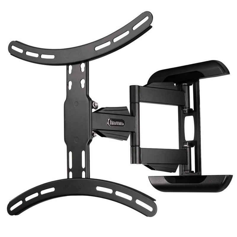 Hama TV Wandhalter schwenkbar bis 165cm/ 65 Zoll, 140cm/ 55 Zoll »FULLMOTION, vollbeweglich«
