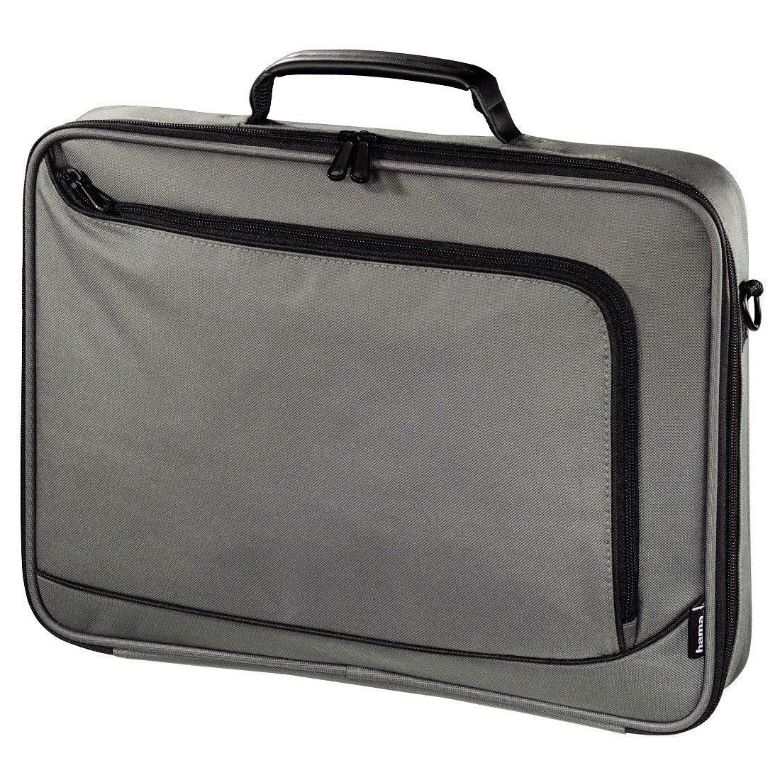 Hama Notebook-Tasche Sportsline Bordeaux Style, bis 44 cm (17,3)