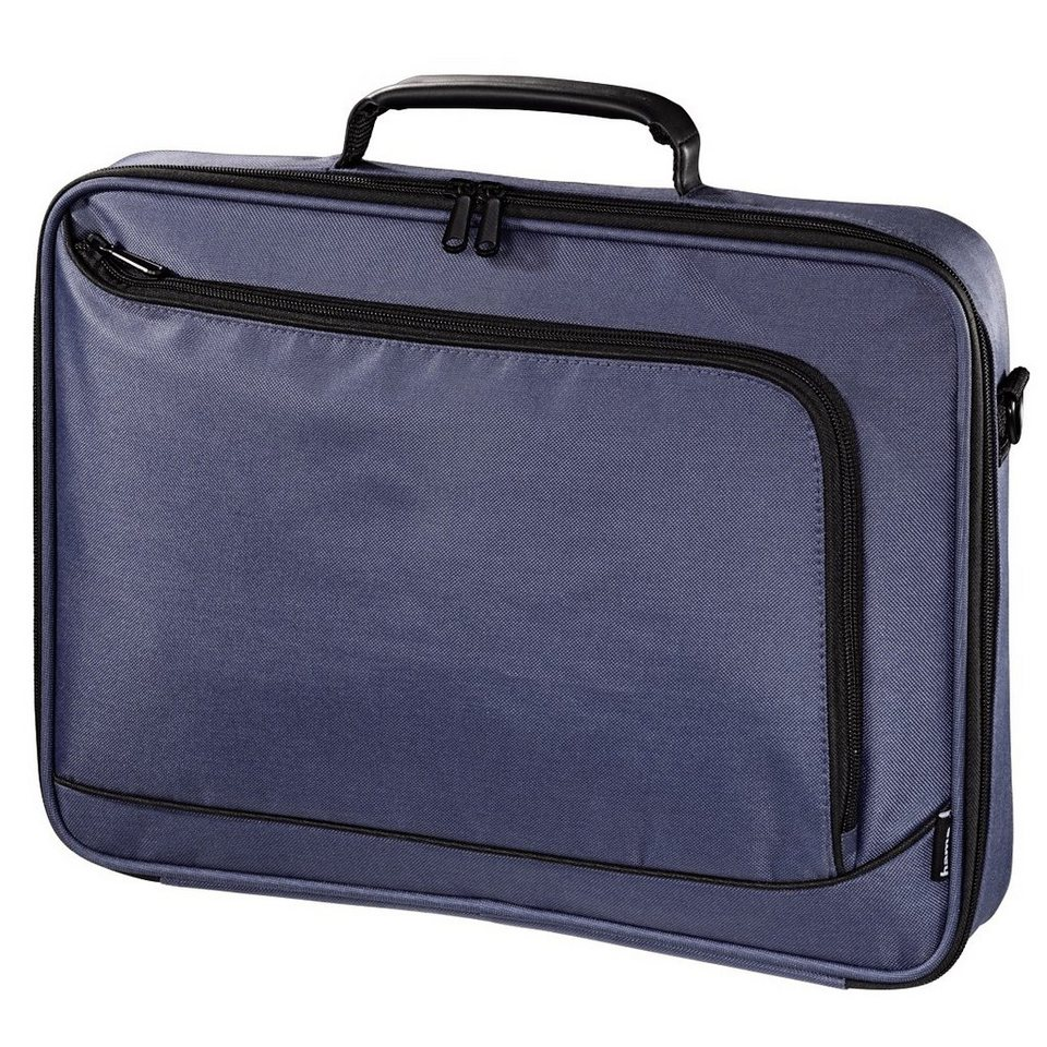 Hama Notebook-Tasche Sportsline Bordeaux, Displaygr. bis 40 cm in Blau