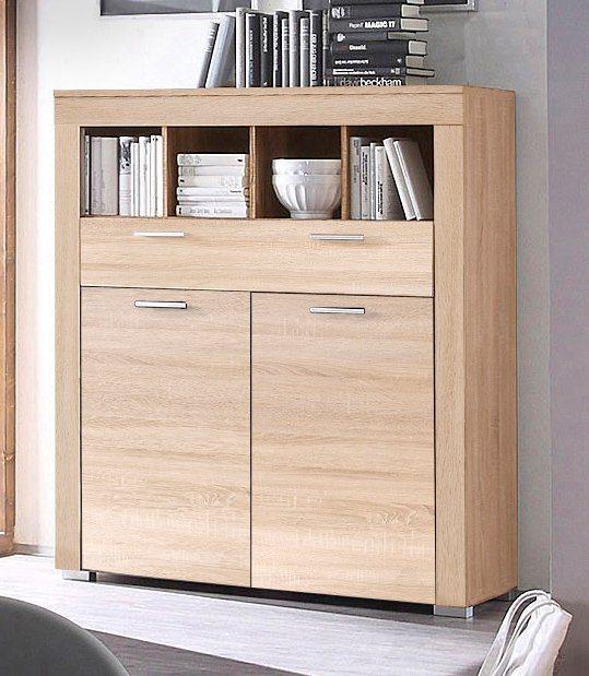 trendteam kommode boom breite 120 cm kaufen otto. Black Bedroom Furniture Sets. Home Design Ideas