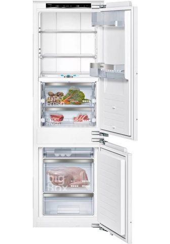 SIEMENS Einbaukühlgefrierkombination iQ700 KI8...