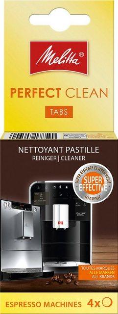 Melitta PERFECT CLEAN für Kaffeevollautomaten Reinigungstabletten