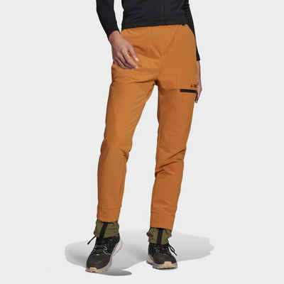 adidas TERREX Sporthose »TERREX Yearound Softshellhose«