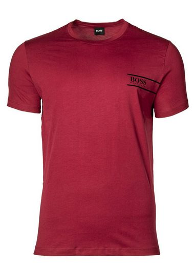 Boss Unterhemd »Herren T-Shirts, Rundhals, Cotton«