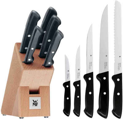 WMF Messerblock »CLASSIC LINE« (6tlg), Messerklingen aus Spezialklingenstahl