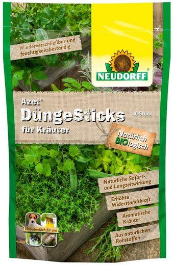 NEUDORFF Düngerstäbchen »Azet Kräuter«, 40 Sticks